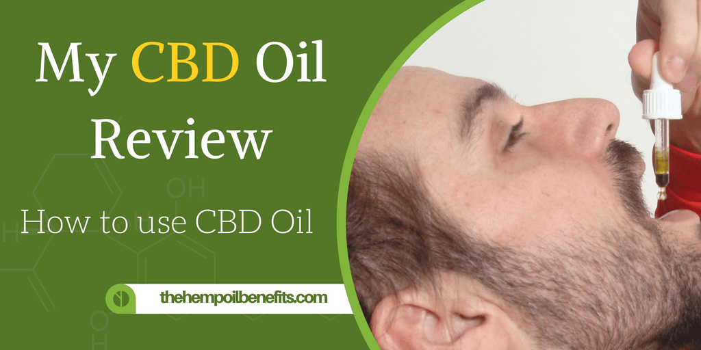 My CBD Oil Review