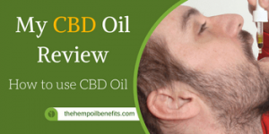 My CBD Oil Review if