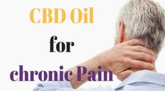 cbd oil chronic pain