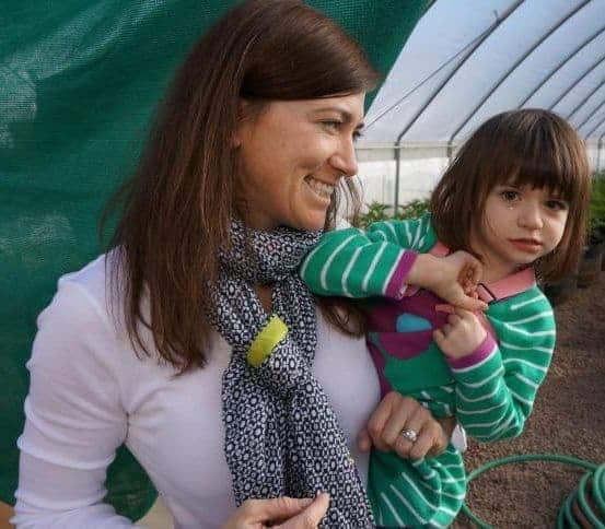 Charlotte Figi & Mother