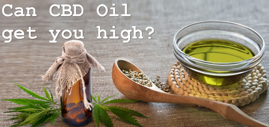 CBD Oil High
