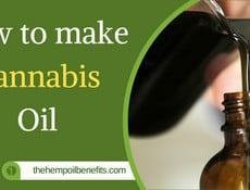 how to make cannabis oil