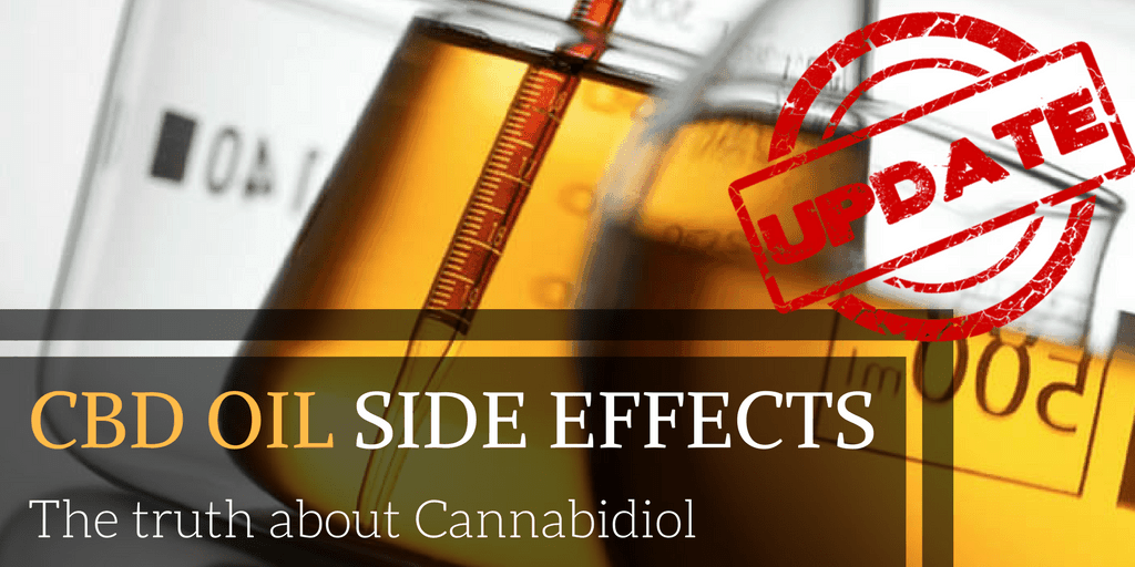 Cbd Oil Side Effects The Truth About Cannabidiol The