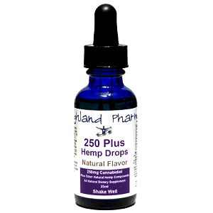 B. 250Plus Hemp Oil Drops