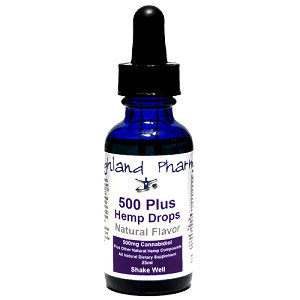 BB. 500Plus Hemp Oil Drops - natural