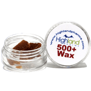 CBD 500 Plus Hemp Wax Crumble - 1 Gram