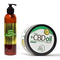CBD Lotion & Balms