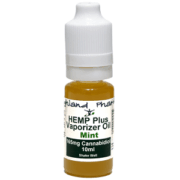 E. HEMP Plus Vaporizer Oil - 10ml