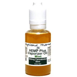 G. Hemp Plus Vape Oil - 30ml