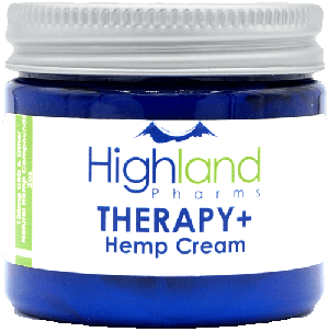 I. THERAPY+ HEMP CREAM – 100MG CBD (2OZ JAR)