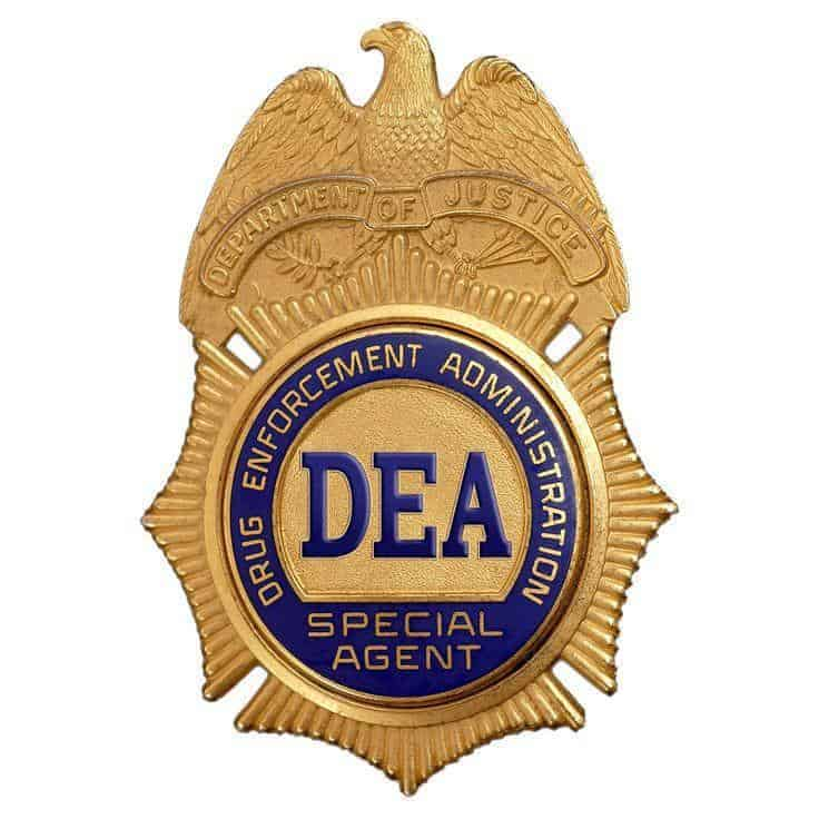 DEA against CBD