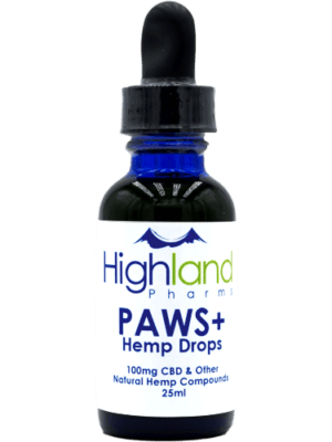 CBD PAWS (for your pets)