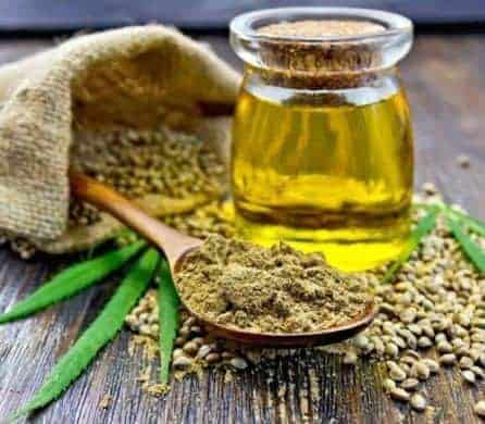 hemp oil volume