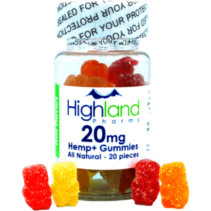 CBD Gummies 20mg