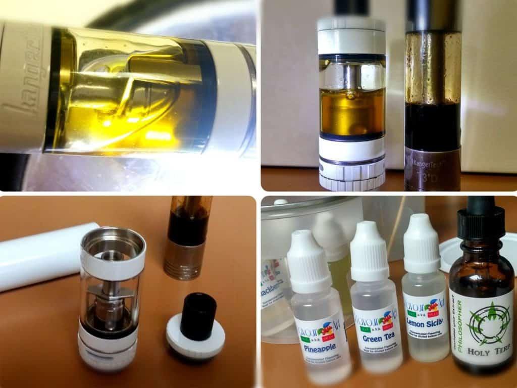 CBD Vape oil ingredients