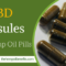 CBD Capsules – CBD Hemp Oil Pills