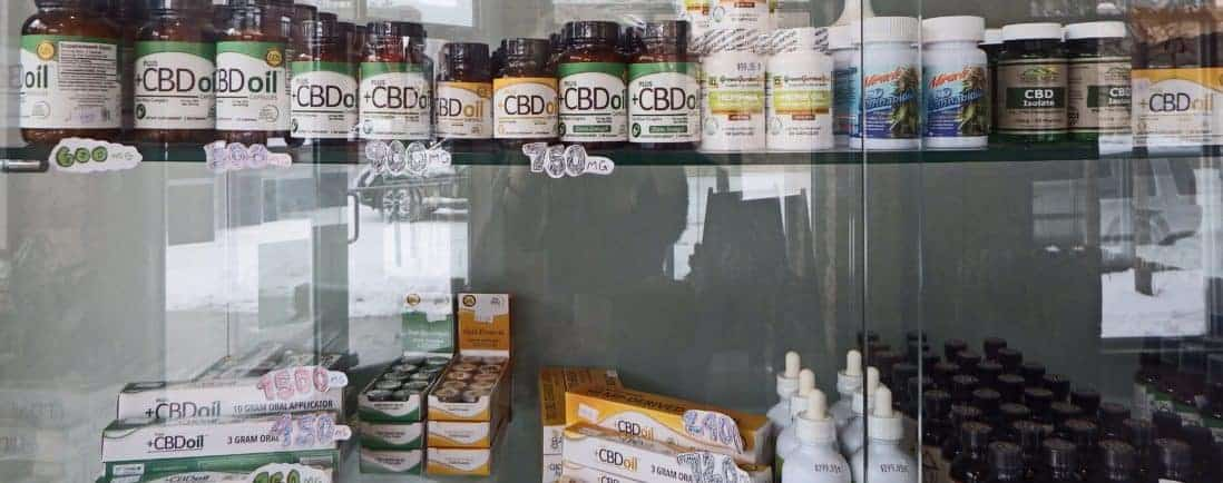 CBD Capsules Shopping