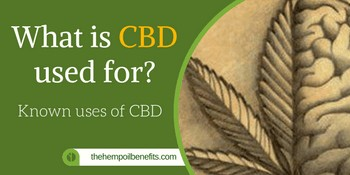 what is cbd used for IF