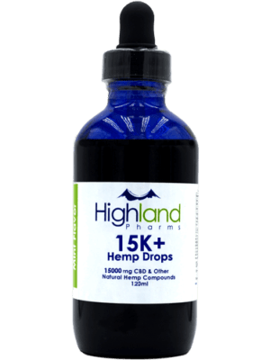 15000 mg CBD Hemp Oil