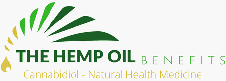 the hemp oil benefits cbd logo
