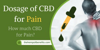 cbd dosage pain