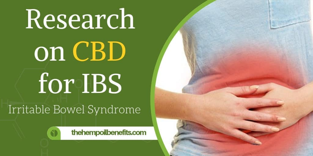 Research on CBD for Irritable Bowel Syndrome