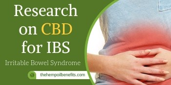 Research on CBD for Irritable Bowel Syndrome (IBS)
