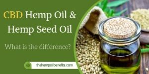 CBD Hemp Oil & Hemp Seed Oil – What is the difference FI