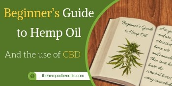 Beginners Guides to CBD Hemp Oil