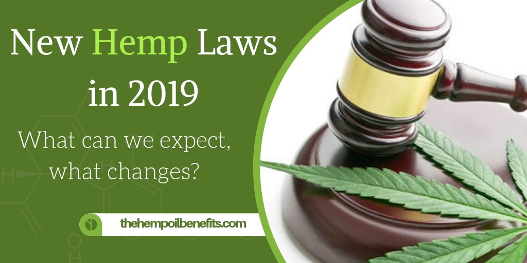 New Hemp Laws in 2019