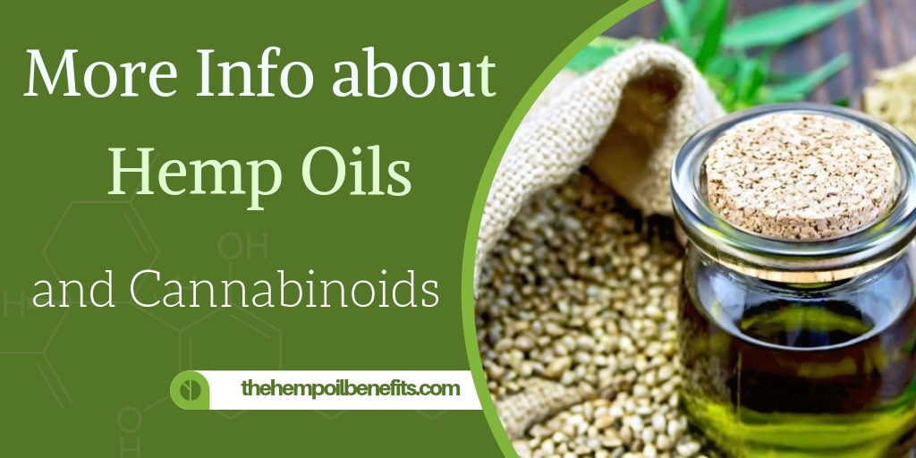 More Info about Hemp Oils
