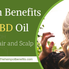 The Hidden Benefits of CBD Oil on Your Hair and Scalp