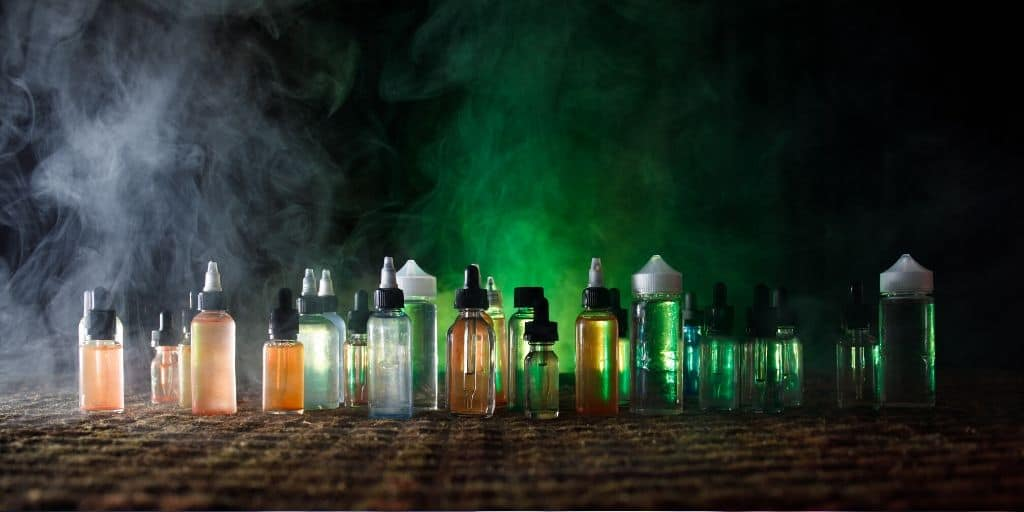 Vape Juice Flavour Concentrate