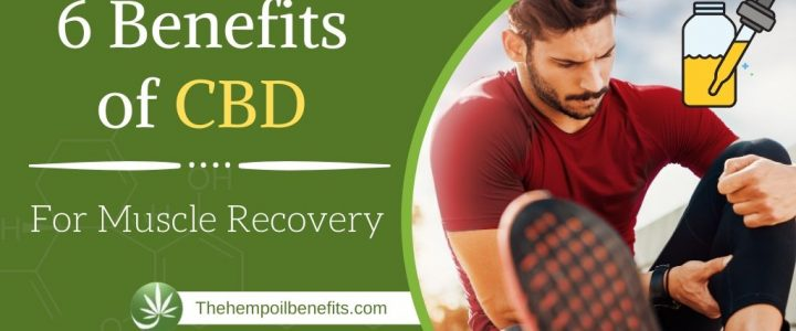 6 Benefits Of CBD For Muscle Recovery