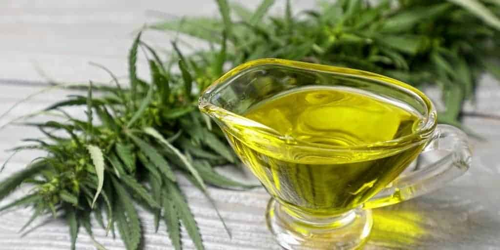 Hemp Oil for Skin Hydration