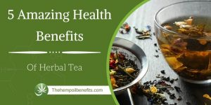 5 Amazing Health Benefits of Herbal Tea